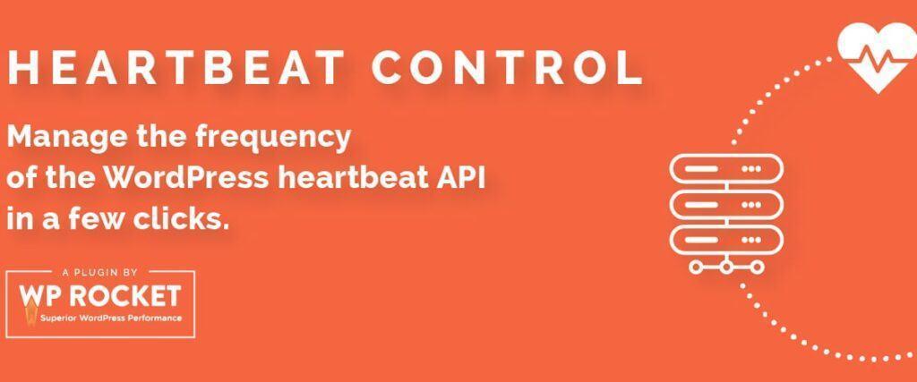 Plugin WordPress Heartbeat Contro l