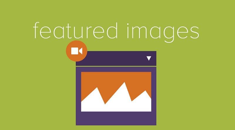 Featured Image có thể làm tốc độ tải trang chậm đi