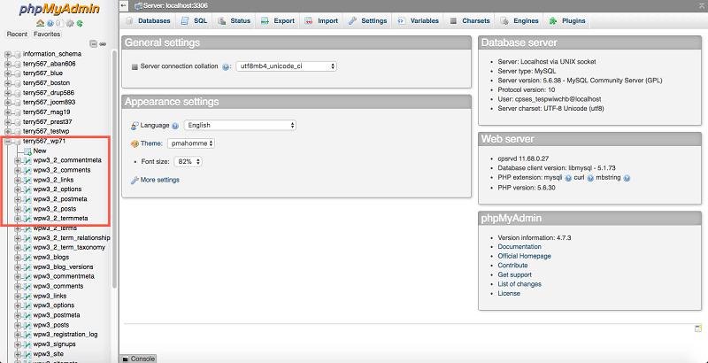 Tối ưu database wordpress bằng cách xóa table còn tồn tại của plugin đã bỏ