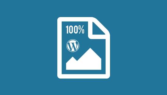 Tối ưu hóa hình ảnh để tăng tốc wordpress