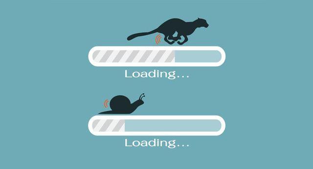 website load chậm