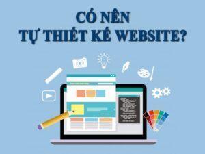 tự thiết kế website wordpress