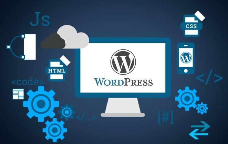 Dễ dàng thiết kế website với wordpress