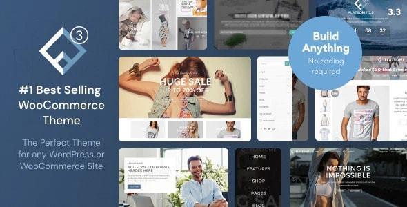 Flatsome là theme tốt nhất cho website bán hàng công ty