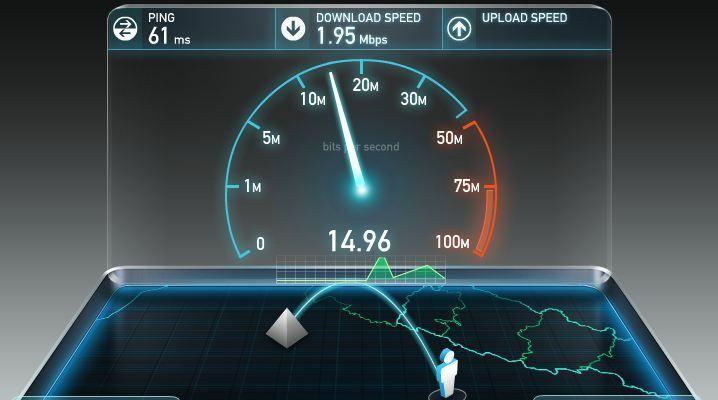 Kết nối internet yếu khiến duyệt web chậm