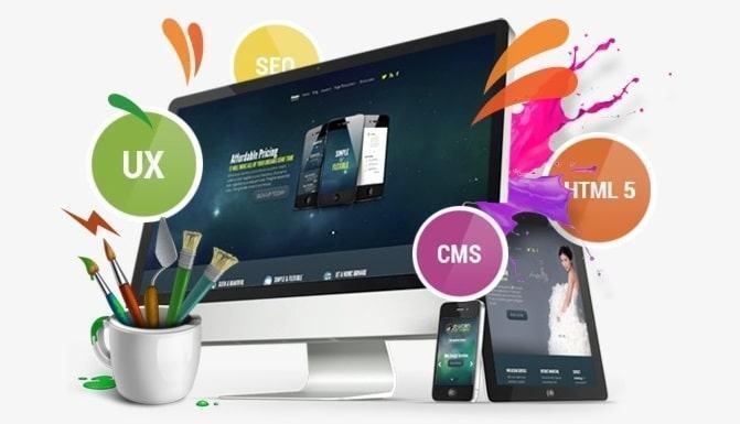 Nên thuê dịch vụ thiết kế website thẩm mỹ