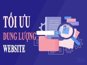 tối ưu dung lượng website