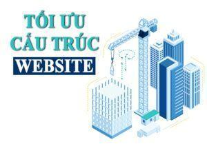 tối ưu cấu trúc website