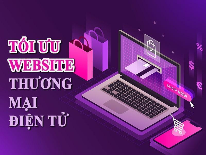 tối ưu website thương mại điện tử