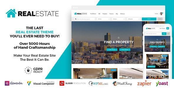 Real Estate 7 được sử dụng phổ biến