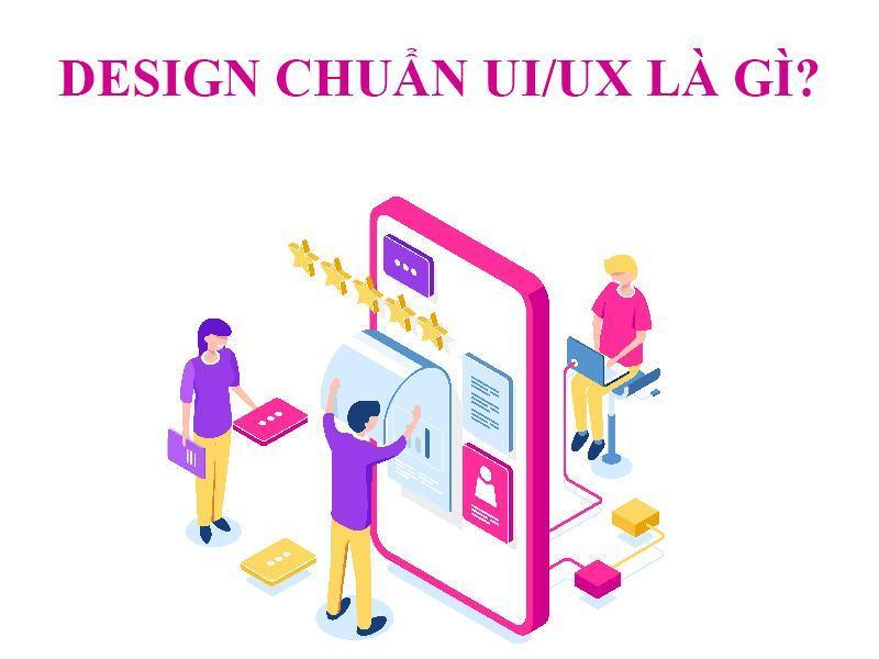 Design UI/UX là gì