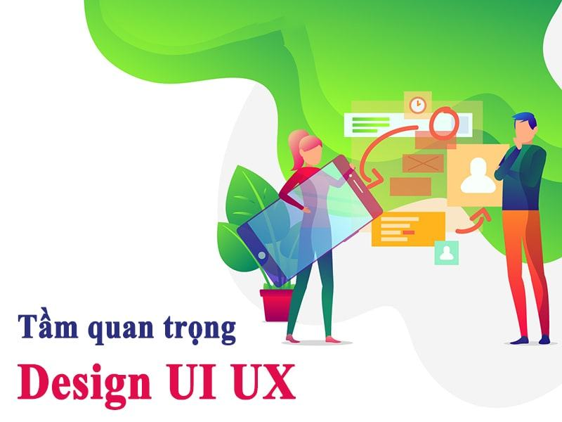 Thiết kế UX chuẩn cho website
