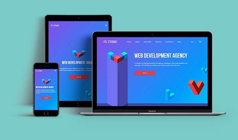 Dịch vụ thiết kế website WSU