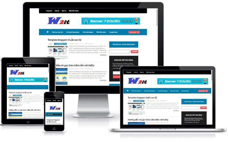 Lợi ích khi thiết kế giao diện web cho Mobile