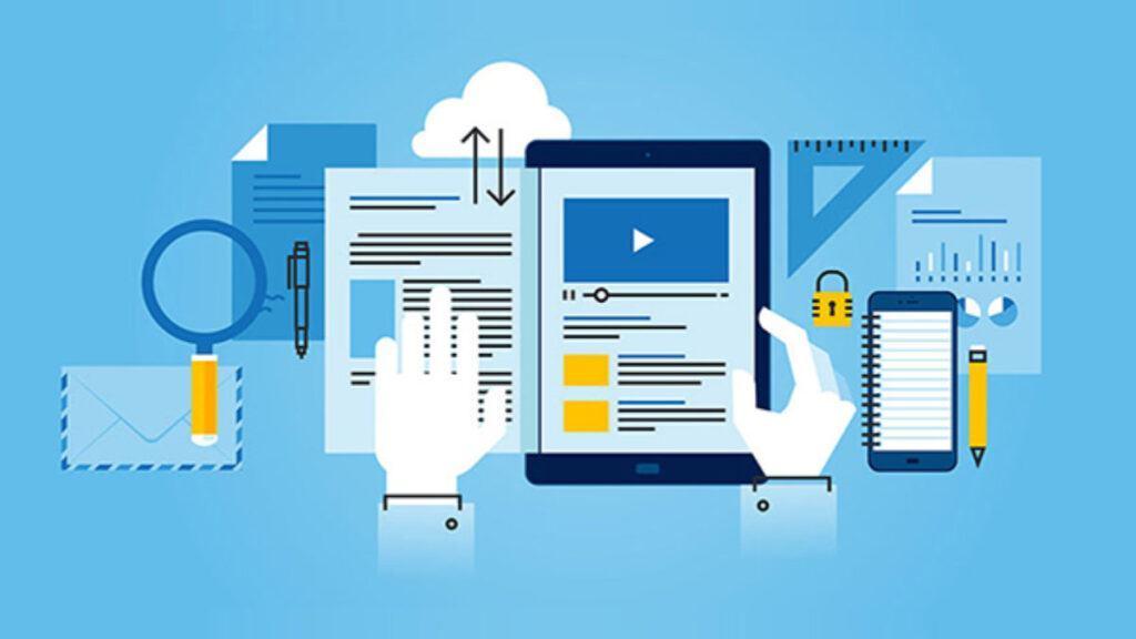 Thiết kế giao diện web cho khách hàng