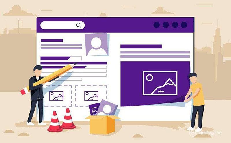 Thiết kế giao diện web