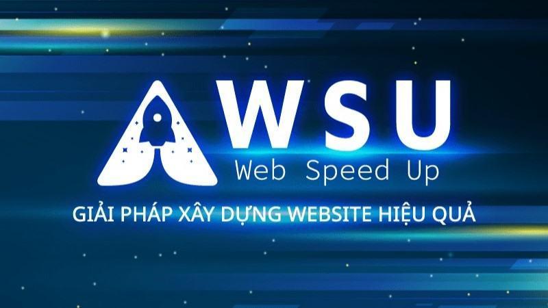 WSU giải pháp xây dựng website hiệu quả