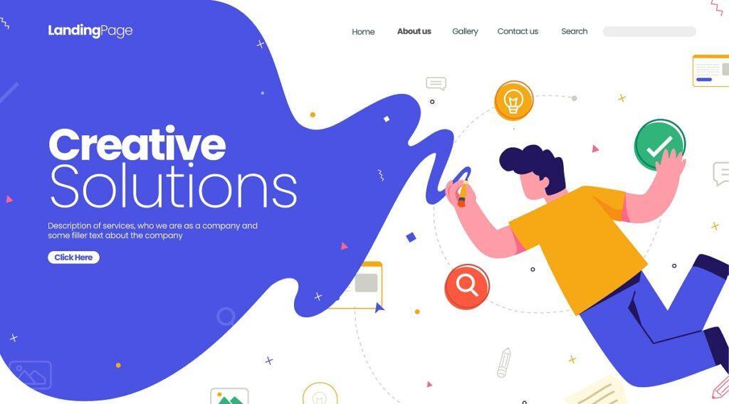 Thiết kế giao diện website chuyên nghiệp giúp doanh nghiệp hoạt động hiệu quả