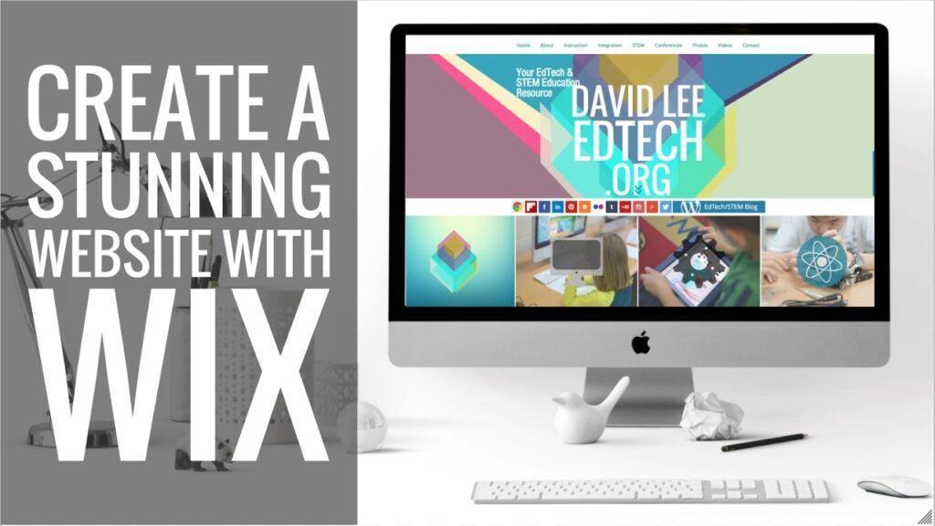 WIX- Nền tảng thiết kế web nhanh gọn